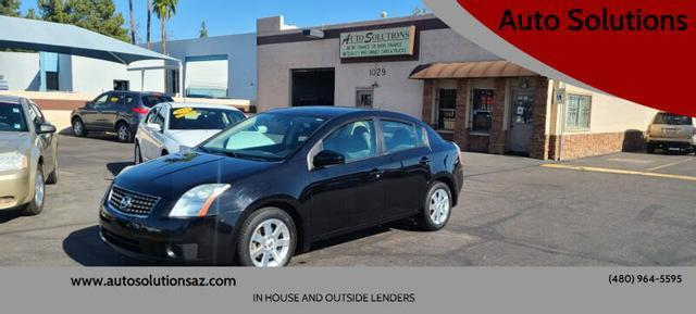 used 2007 Nissan Sentra car, priced at $6,995