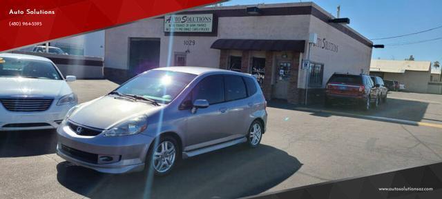 used 2008 Honda Fit car, priced at $6,995