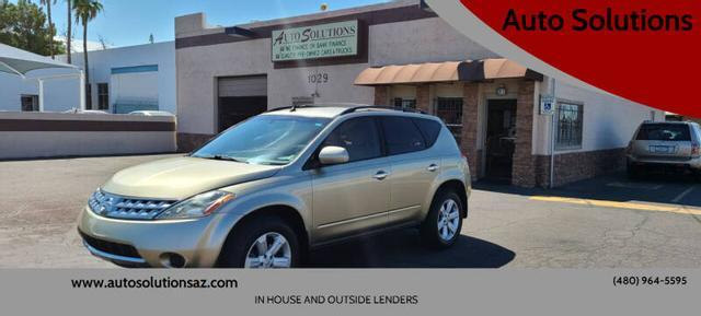 used 2007 Nissan Murano car, priced at $8,495