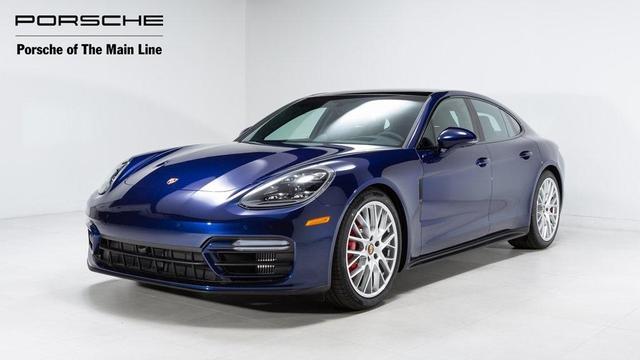 new 2021 Porsche Panamera car, priced at $148,650