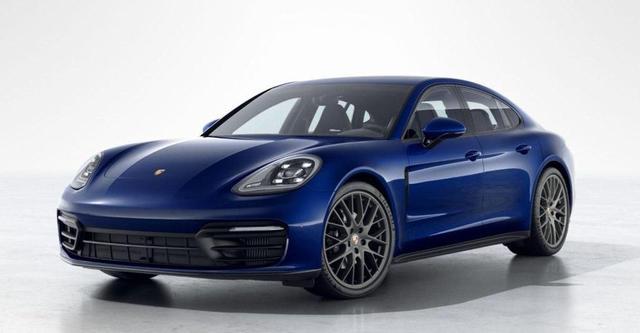 new 2021 Porsche Panamera car, priced at $106,650
