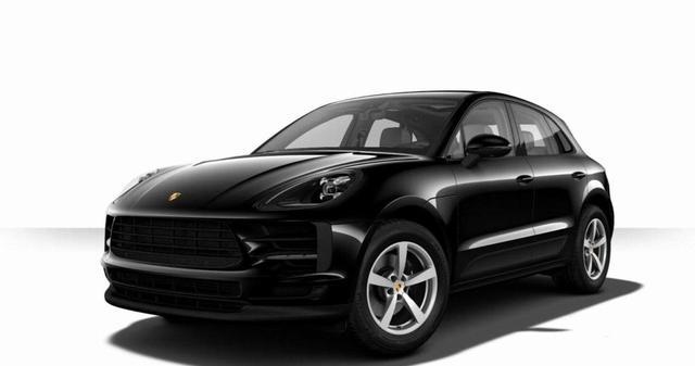 new 2021 Porsche Macan car, priced at $57,620