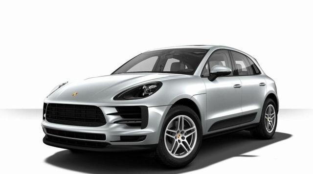 new 2021 Porsche Macan car, priced at $59,300