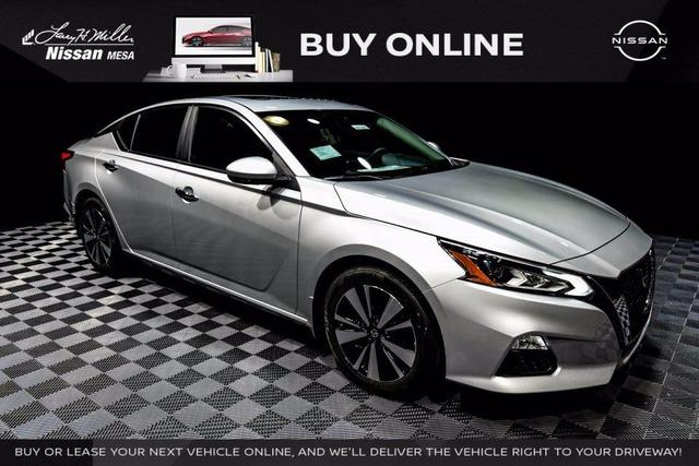 new 2021 Nissan Altima car, priced at $29,035