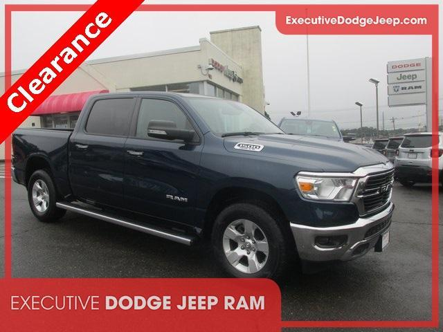 used 2019 Ram 1500 car, priced at $39,900