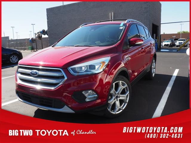 used 2018 Ford Escape car, priced at $25,311