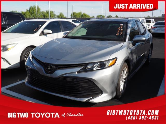 used 2018 Toyota Camry car, priced at $25,311