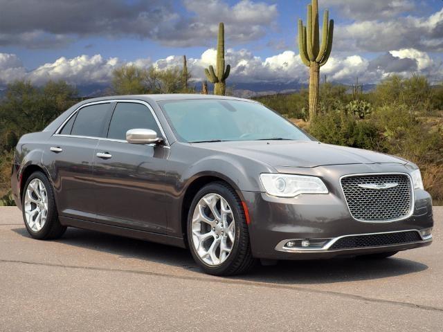 used 2017 Chrysler 300C car, priced at $25,377