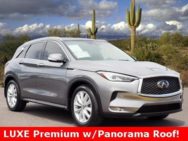 used 2019 INFINITI QX50 car, priced at $31,299