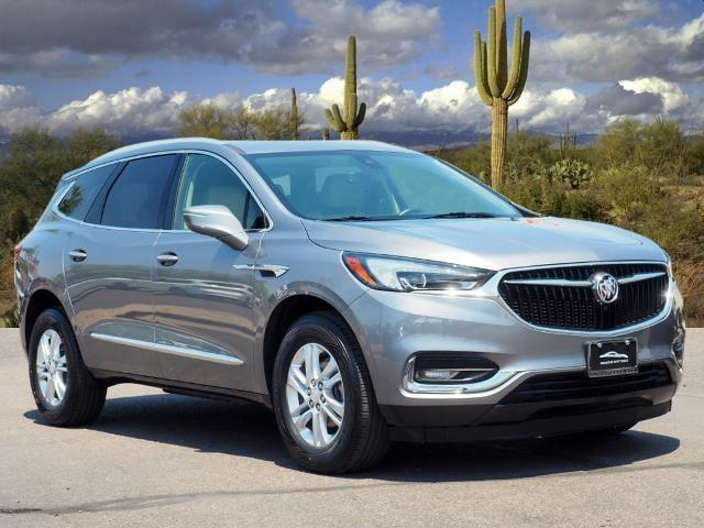 used 2018 Buick Enclave car, priced at $32,187