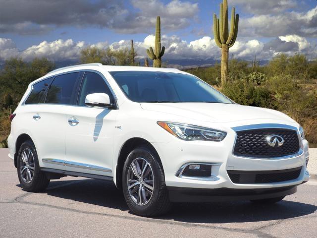 used 2017 INFINITI QX60 Hybrid car, priced at $27,677