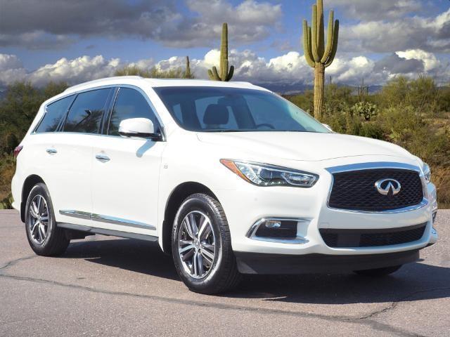 used 2018 INFINITI QX60 car, priced at $30,587