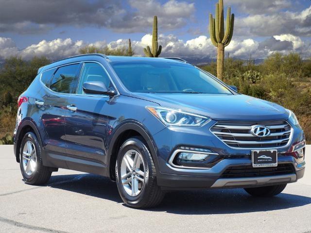 used 2017 Hyundai Santa Fe Sport car, priced at $19,490