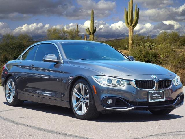used 2016 BMW 428 car, priced at $26,699
