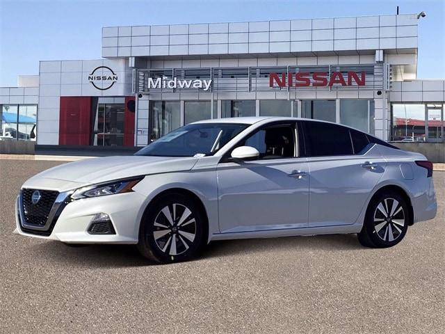 new 2021 Nissan Altima car, priced at $24,821
