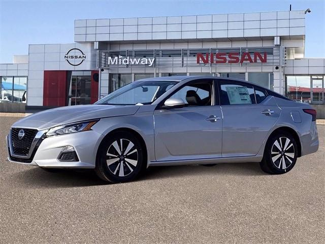 new 2021 Nissan Altima car, priced at $24,379