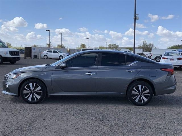 new 2021 Nissan Altima car, priced at $25,609