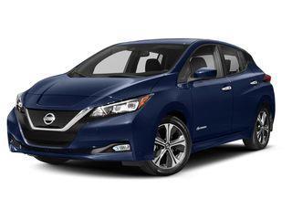 new 2020 Nissan Leaf car