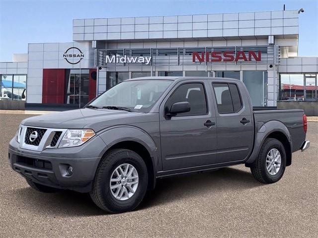 new 2021 Nissan Frontier car, priced at $32,710