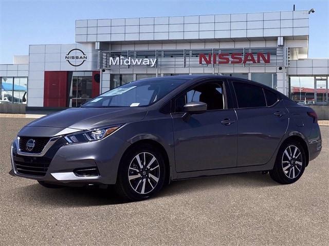 new 2021 Nissan Versa car, priced at $18,598