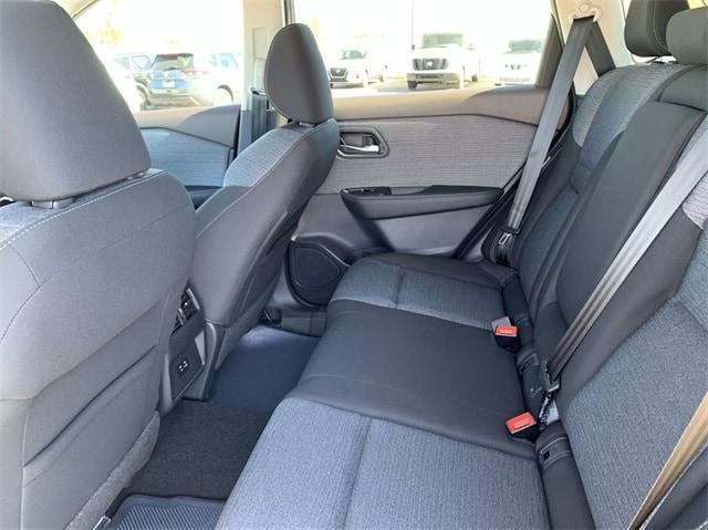 new 2021 Nissan Rogue car, priced at $27,584