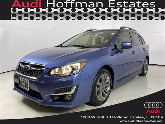 used 2016 Subaru Impreza car, priced at $17,880