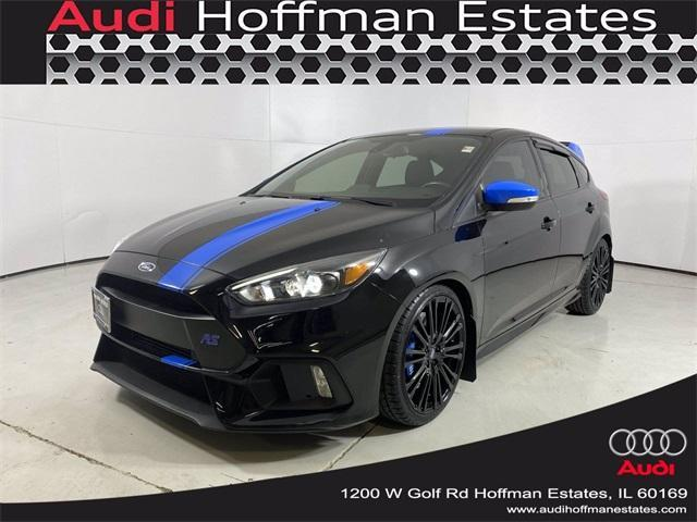 used 2016 Ford Focus RS car, priced at $34,480