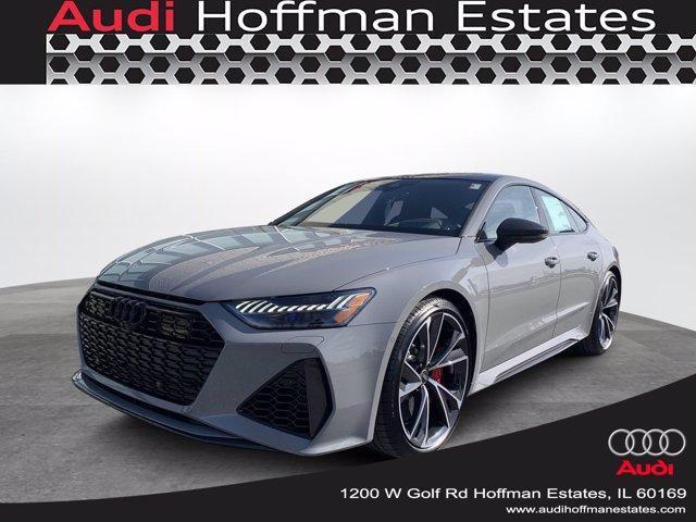 new 2021 Audi RS 7 car, priced at $143,095
