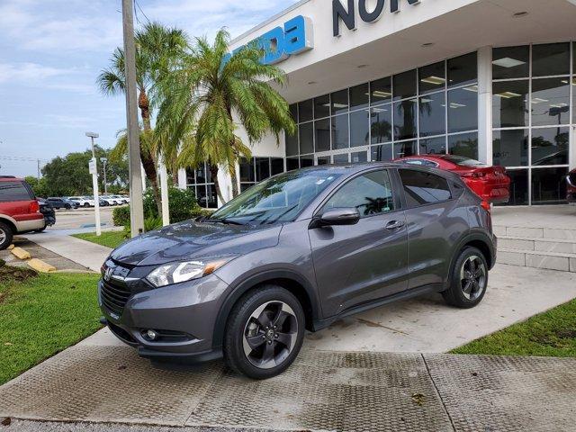 used 2018 Honda HR-V car, priced at $20,895