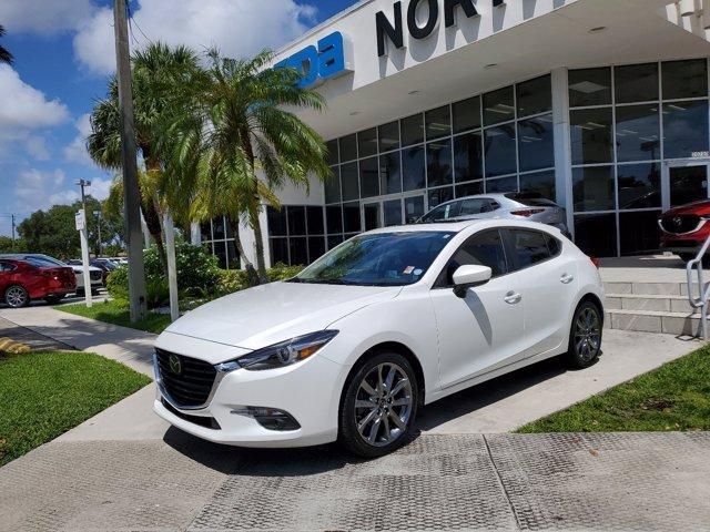 used 2018 Mazda Mazda3 car, priced at $22,595