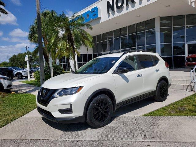 used 2018 Nissan Rogue car, priced at $21,895