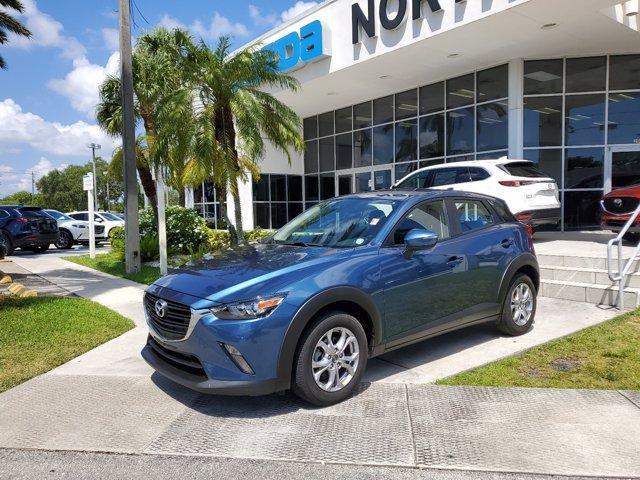 used 2019 Mazda CX-3 car, priced at $18,695