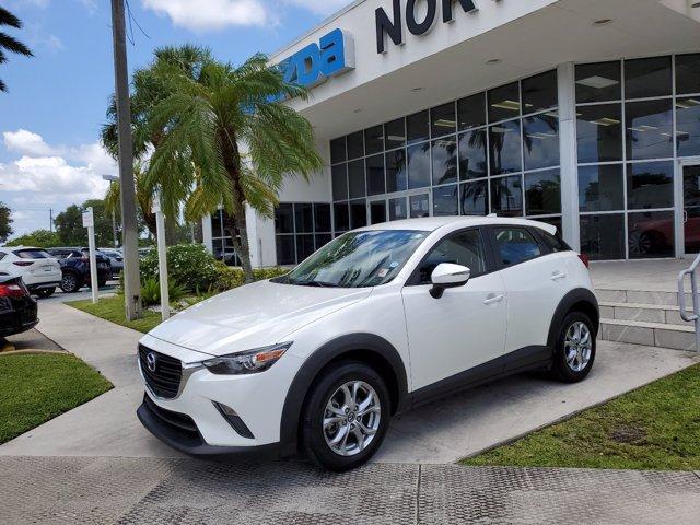 used 2019 Mazda CX-3 car, priced at $18,595