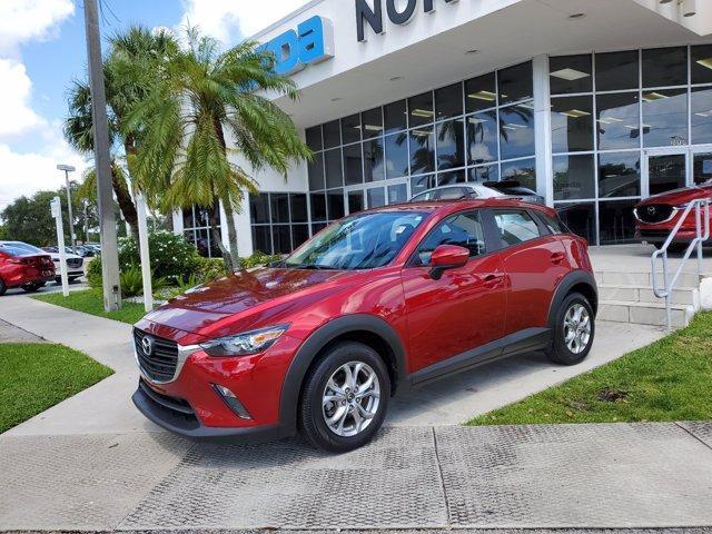 used 2019 Mazda CX-3 car, priced at $18,895