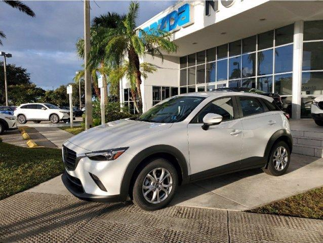 used 2021 Mazda CX-3 car, priced at $20,500