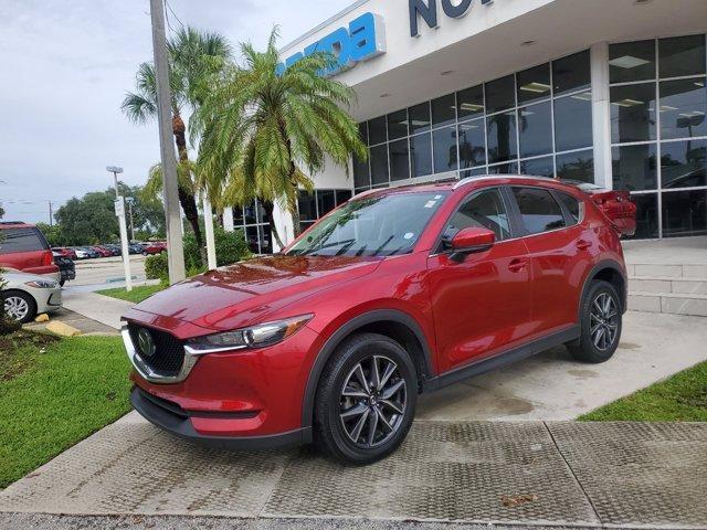 used 2018 Mazda CX-5 car