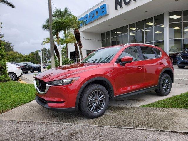 new 2021 Mazda CX-5 car, priced at $29,930
