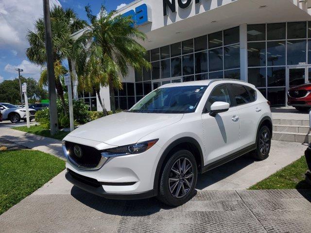 used 2018 Mazda CX-5 car, priced at $21,895