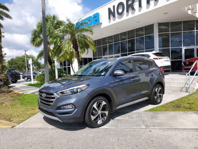 used 2018 Hyundai Tucson car, priced at $22,395
