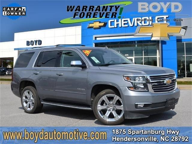 used 2018 Chevrolet Tahoe car, priced at $48,295