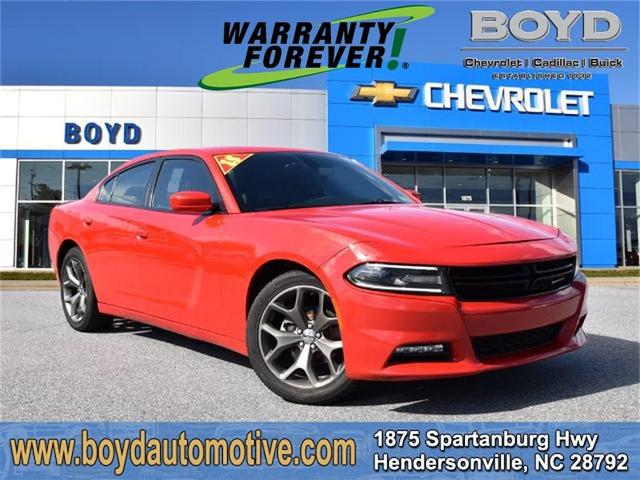 used 2015 Dodge Charger car, priced at $17,688