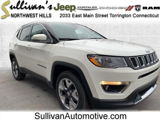 new 2021 Jeep Compass car, priced at $30,310