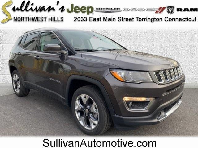 new 2021 Jeep Compass car, priced at $30,555