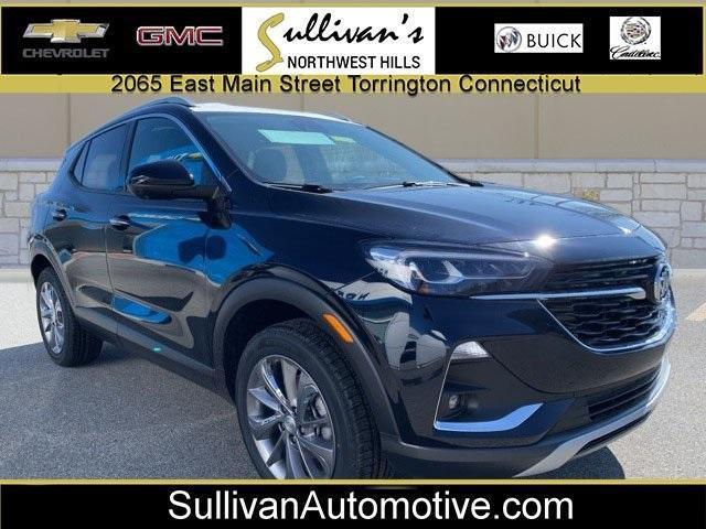 new 2021 Buick Encore GX car, priced at $32,595