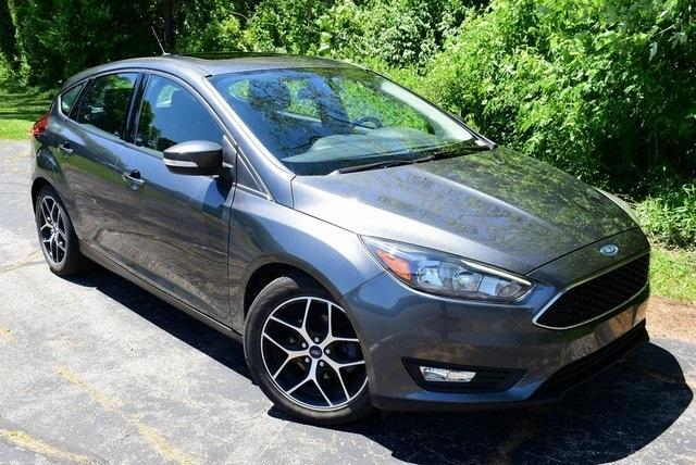 used 2018 Ford Focus car, priced at $15,549