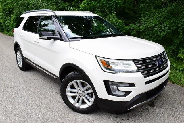 used 2016 Ford Explorer car, priced at $16,729