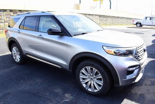 new 2021 Ford Explorer car, priced at $55,365