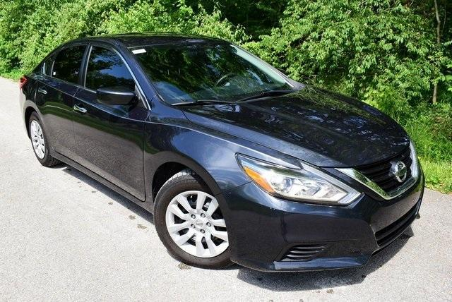 used 2018 Nissan Altima car, priced at $16,660
