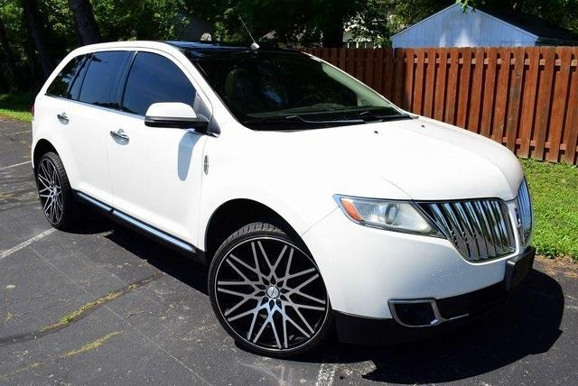 used 2012 Lincoln MKX car, priced at $13,975