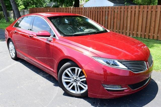 used 2015 Lincoln MKZ Hybrid car, priced at $17,806